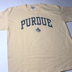 Purdue Boilermakers College T-Shirt NCAA Tee BBall